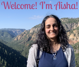 Aisha welcome photo