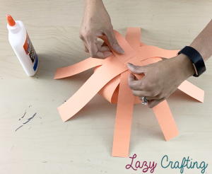 pumpkin glue strips
