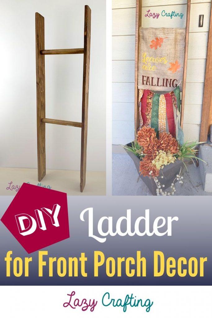 diy ladder pin