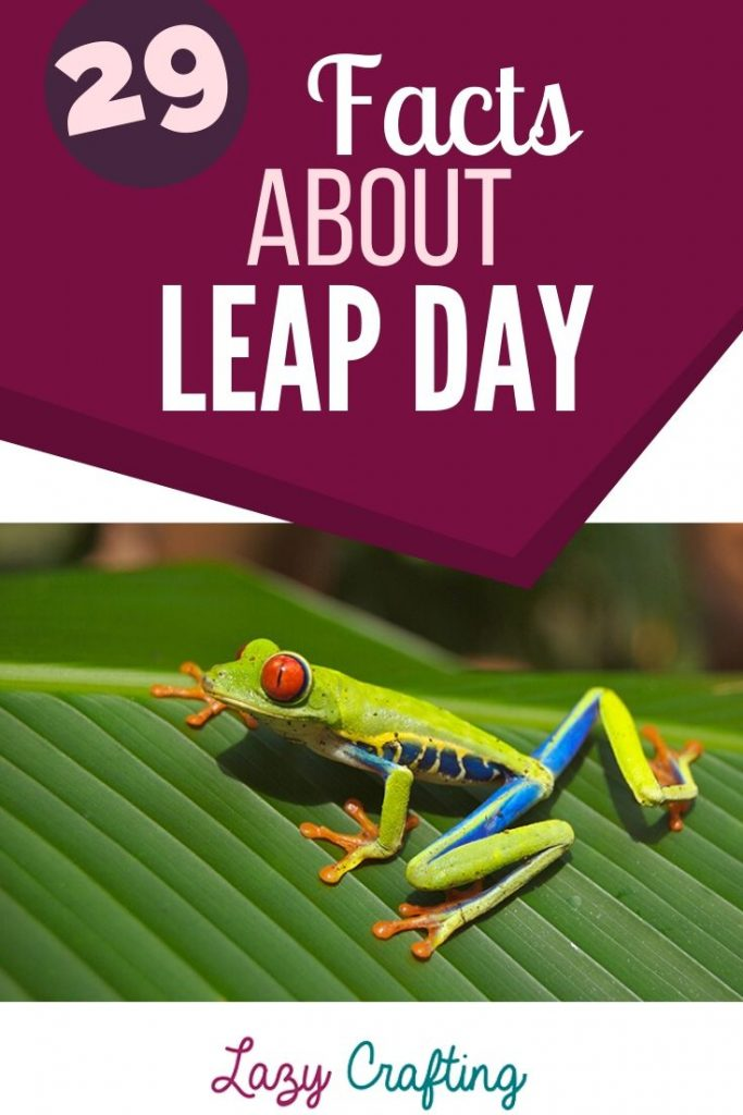 29 facts about leap day