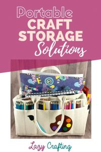 portable craft storage