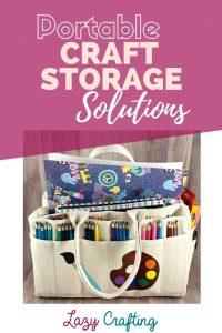 portable craft storage